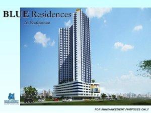 SMDC Blue Residences Katipunan QC Katipunan Perspective